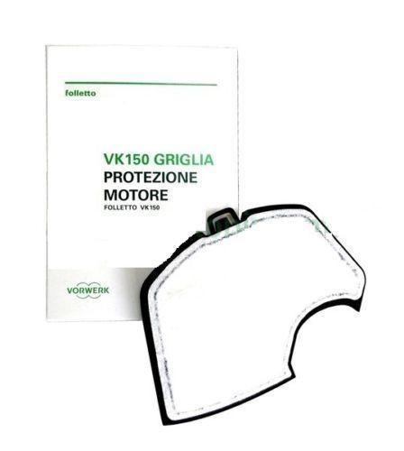 Motore Folletto Vk 150.Folletto Griglia Protezione Motore Folletto Vk140 150 Cod 49013 Fl49013 4053584490138