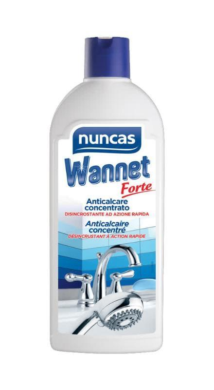 Wannet anticalcare forte 500ml \