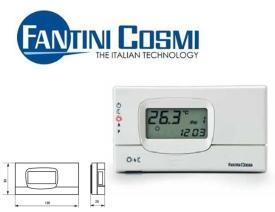 Universale cronotermostato ambiente elettronico for Termostati fantini cosmi prezzi