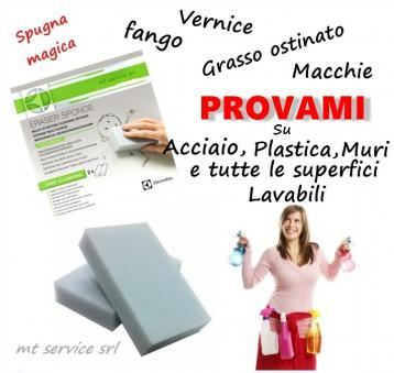 Spugna magica professional magic sponge electrolux