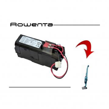 BATTERIA ACCUMULATORI LITIO ION 18V RICARICABILE ROWENTA RH88xx