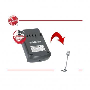 Batteria lithio-ion originale hoover hfree 700 -  hf722afg